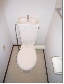 【トイレ】レステル博多