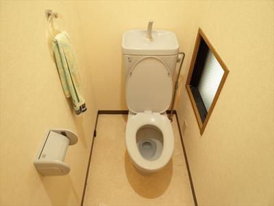 【トイレ】Canal80