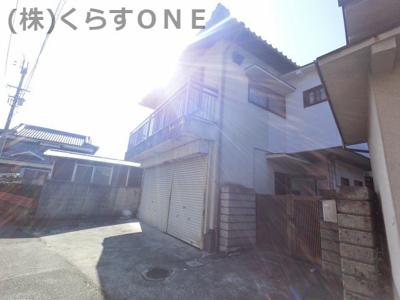 【外観】姫路市飾西/売土地