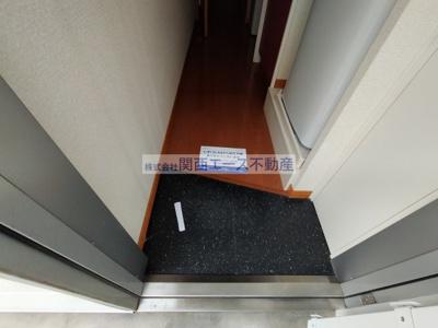【玄関】レオパレスプレミールⅡ
