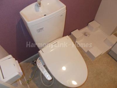 グランシャリオ金町のトイレ