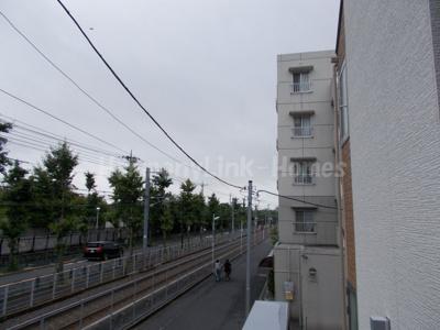 グランシャリオ金町の眺望(景色いいですねー)☆