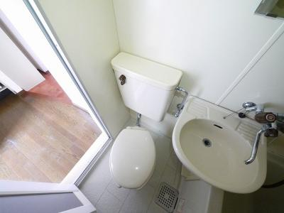 【トイレ】新大マンション
