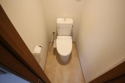 【トイレ】高羽ハイム