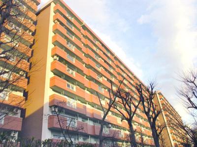 【外観】高島平第三住宅7号棟