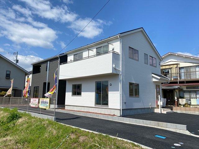【バルコニー】新築一戸建て「開成町中之名第10」全2棟/残2