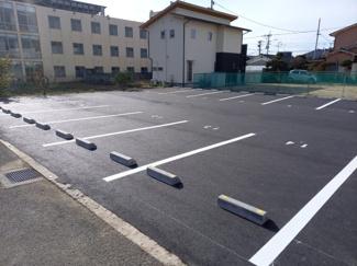 【外観】枝松月極駐車場