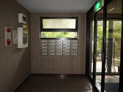 【ロビー】中村ツインビル東館