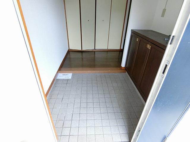 【玄関】コーポ司