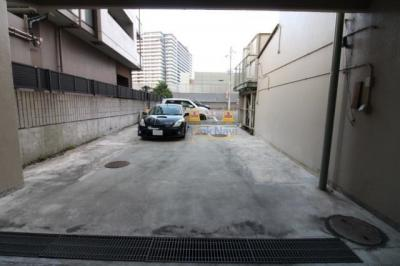 【駐車場】ドムール北梅田