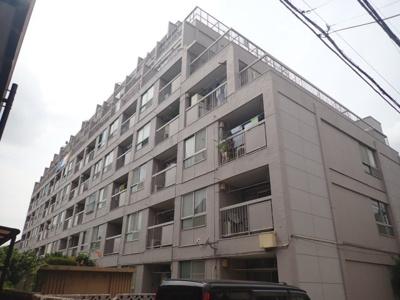 【外観】豊玉第二コーポラス