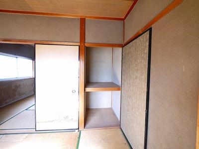 【収納】南京終町3丁目店舗付住宅