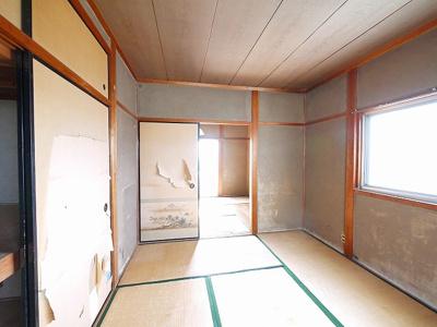 【和室】南京終町3丁目店舗付住宅