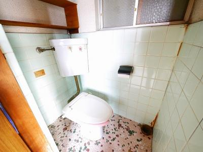 【トイレ】南京終町3丁目店舗付住宅