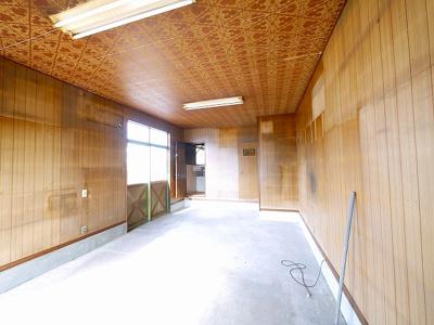 【内装】南京終町3丁目店舗付住宅