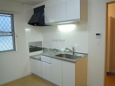 【キッチン】ヴィラノール加島Ⅱ