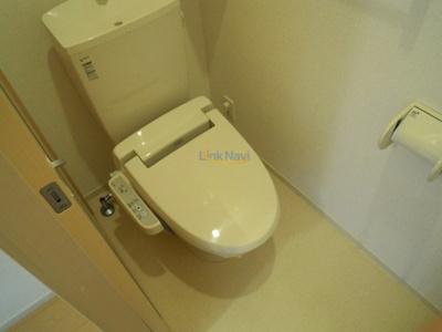 【トイレ】ヴィラノール加島Ⅱ