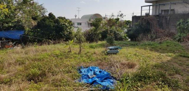 【区画図】沖縄市胡屋5丁目売土地