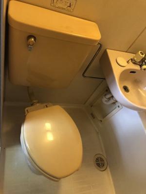 【トイレ】ウィスタリア