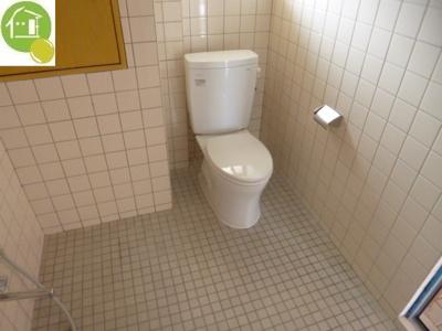 【トイレ】ユニック松尾