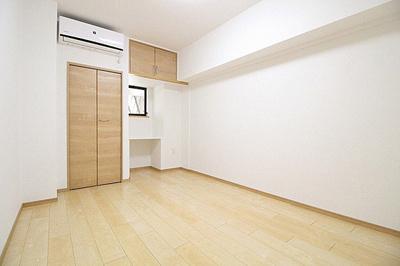 全居室収納付きでお部屋を有効的にお使いいただけます。