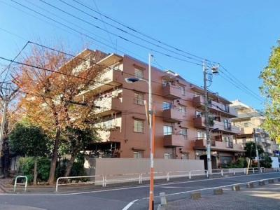 JR埼京線「北赤羽」駅から徒歩約8分の立地です。