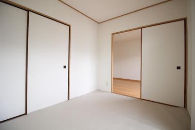 【寝室】コーポラス栄ノ口C棟