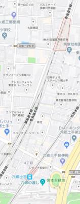【地図】ファミーユ