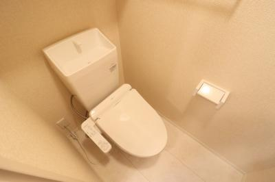 【トイレ】タウンコート上木崎