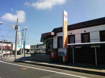 安土郵便局(1204m)