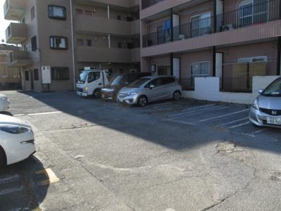 【駐車場】山口コーポA棟