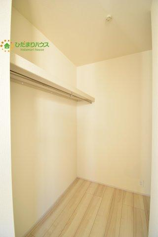 【収納】鴻巣市堤町20-1期 新築一戸建て リナージュ 01
