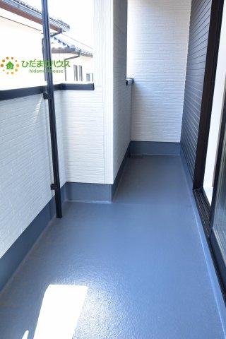 【バルコニー】鴻巣市堤町20-1期 新築一戸建て リナージュ 01