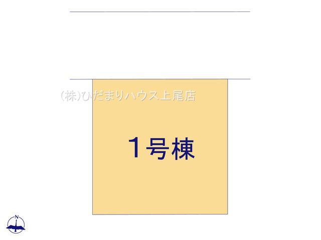 【区画図】鴻巣市堤町20-1期 新築一戸建て リナージュ 01