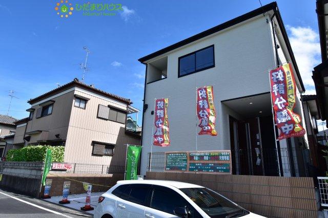 【外観】鴻巣市堤町20-1期 新築一戸建て リナージュ 01