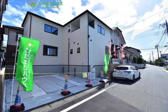 【駐車場】鴻巣市堤町20-1期 新築一戸建て リナージュ 01