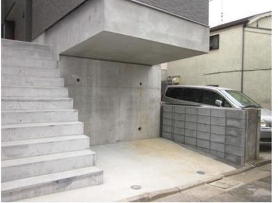 【駐車場】サレーテフェリーチェ豪徳寺Ⅱ