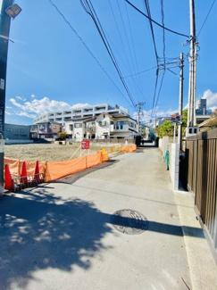 駅から徒歩圏内。茅ヶ崎市立図書館・美術館・高砂緑地横の売地です!