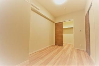 全居室にWICがあり、収納豊富でお部屋もすっきり。
