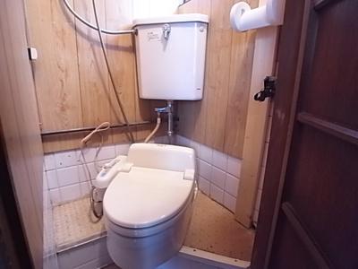 【トイレ】泉が丘3丁目貸家