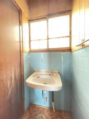 【洗面所】泉が丘3丁目貸家