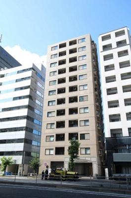 都営浅草線「高輪台」駅徒歩約2分、4駅10路線が利用可能な便利な立地。