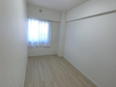 4.7帖の洋室です。