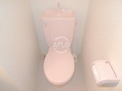 レ・コンフォルト トイレ