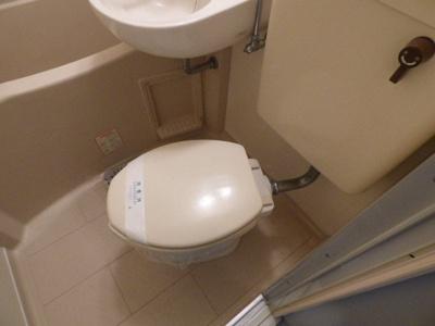【トイレ】ヴィラリティー千里丘