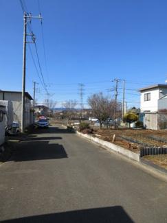 【外観】鶴ヶ島市三ツ木 資材置き場用地 「若葉駅」徒歩32分 敷地103坪