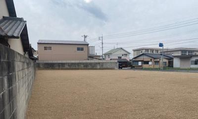 【外観】金岡東町土地