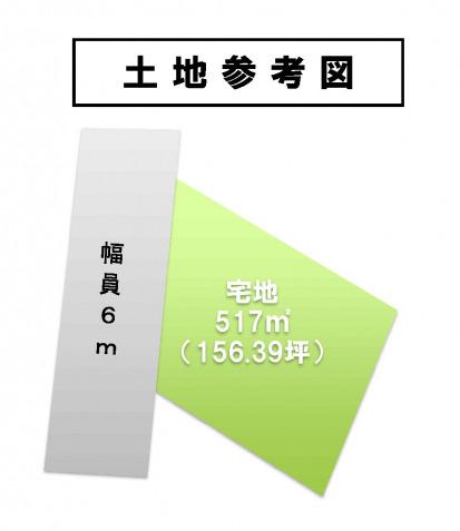 【土地図】金岡東町土地