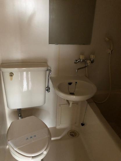 【トイレ】パークサイドさがみ野