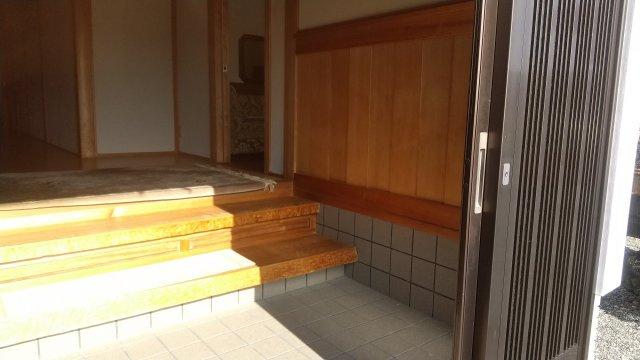 【玄関】南国市岡豊町小篭